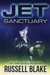 JET: Sanctuary | Blake, Russell | Signed First Edition Trade Paper Book