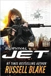 JET: Survival | Blake, Russell | Signed First Edition Trade Paper Book