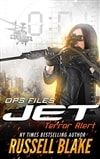 JET OPS FILES: Terror Alert | Blake, Russell | Signed First Edition Trade Paper Book
