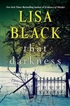 Black, Lisa | That Darkness | Signed First Edition Book