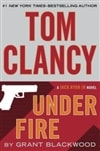 Under Fire | Blackwood, Grant (as Clancy, Tom) | Signed First Edition Book