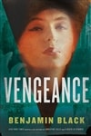 Vengeance | Banville, John (as Black, Benjamin) | Signed First Edition Book