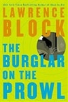 Block, Lawrence | Burglar on the Prowl, The | Signed First Edition Trade Paper Book