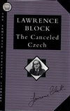 Block, Lawrence | Canceled Czech, The | Signed First Edition Book