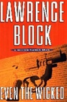 Block, Lawrence - Even the Wicked (Signed First Edition)