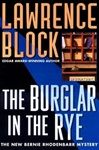 Block, Lawrence - Burglar in the Rye, The (Signed First Edition)
