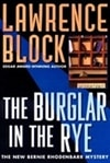 Block, Lawrence | Burglar in the Rye, The | Signed First Edition Book