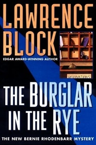 Burglar in the Rye, The | Block, Lawrence | Signed First Edition Book