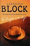 Block, Lawrence | Burglar in the Rye, The | Signed First Edition UK Book