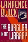 Block, Lawrence - Burglar in the Library, The (Signed First Edition)