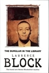 Block, Lawrence - Burglar in the Library, The (Signed First Edition UK)