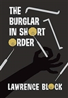 Block, Lawrence | Burglar in Short Order, The | Signed First Edition Copy