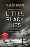 Bolton, Sharon | Little Black Lies | Signed First Edition UK Book