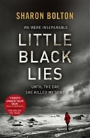 Little Black Lies by S.J. Bolton
