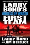 Bond, Larry - Angels of Wrath (Signed First Edition)