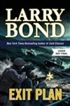 Exit Plan | Bond, Larry | Signed First Edition Book