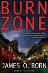 Burn Zone | Born, James O. | Signed First Edition Book