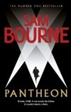 Pantheon | Bourne, Sam | Signed First Edition UK Book