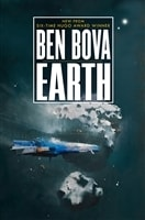 Bova, Ben | Earth | Signed First Edition Copy