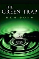 Green Trap, The | Bova, Ben | Signed First Edition Book
