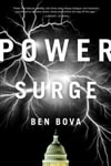 Bova, Ben | Power Surge | Signed First Edition Book