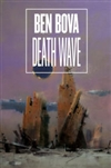 Bova, Ben | Death Wave | Signed First Edition Book