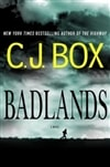 Box, C.J. - Badlands (Signed First Edition Book)