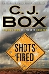 Shots Fired | Box, C.J. | Signed First Edition Book