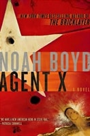 Agent X | Boyd, Noah (Lindsay, Paul) | Signed First Edition Book