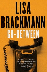 Go-Between by Lisa Brackmann