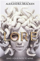 Bracken, Alexandra | Lore | Signed First Edition Book