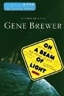 On a Beam of Light | Brewer, Gene | Signed First Edition Book
