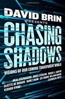 Chasing Shadows | Brin, David | Signed First Edition Book