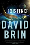 Existence | Brin, David | Signed First Edition Book