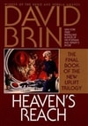 Brin, David | Heaven's Reach | Signed First Edition Book
