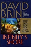 Brin, David | Infinity's Shore | Signed First Edition Book