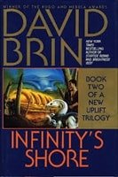 Infinity's Shore | Brin, David | Signed First Edition Book