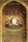 Brooks, Terry - Bloodfire Quest (Dark Legacy of Shannara) (Signed First Edition)