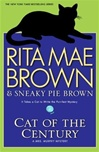 Brown, Rita Mae - Cat of the Century (Signed First Edition)