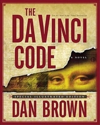 Da Vinci Code, The (Illustrated Edition Book) | Brown, Dan | Signed Limited Edition Book
