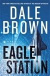 Brown, Dale | Eagle Station | Signed First Edition Book