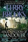 The Magic Kingdom of Landover Volume 1 by Terry Brooks (Signed First Edition Trade Paperback)