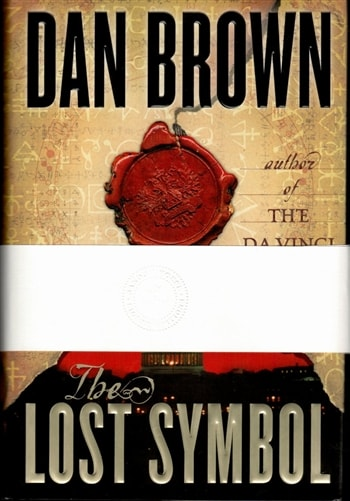 The Lost Symbol By Dan Brown Signed First Edition Book