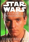 Star Wars: The Phantom Menace | Brooks, Terry | Signed First Edition Book (Obi-Wan Cover)