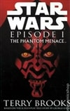 Star Wars: The Phantom Menace | Brooks, Terry | Signed First Edition Book (Darth Maul Cover)