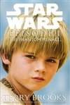 Star Wars: The Phantom Menace | Brooks, Terry | Signed First Edition Book (Anakin Cover)