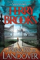 Princess of Landover, A (Magic Kingdom Series) | Brooks, Terry | Signed First Edition Book