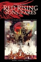 Red Rising Sons of Ares  | Brown, Pierce | Signed First Edition Book