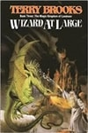 Wizard at Large | Brooks, Terry | Signed First Edition Book