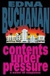 Buchanan, Edna | Contents Under Pressure | Signed First Edition Book
